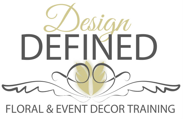 New Logo For Floral And Event Training Academy Workcabin Creative