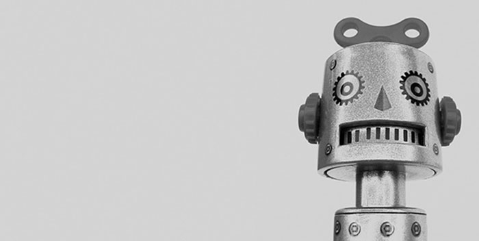 Stop using robots for your small town small business social media