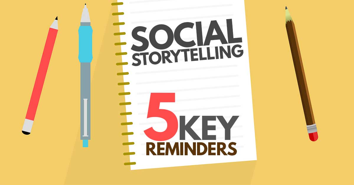 5 key reminders for successful small-town storytelling